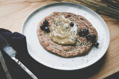 The Local Sprout Warming Protein Pancakes Recipe