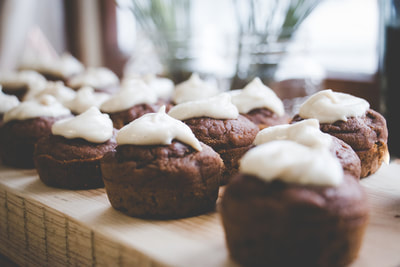 The Local Sprout Molasses Cupcakes Recipe