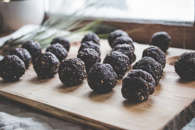 The Local Sprout Brownie Fat Balls Recipe
