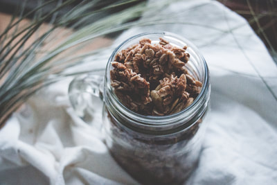 The Local Sprout Sweet & Seedy Granola Recipe